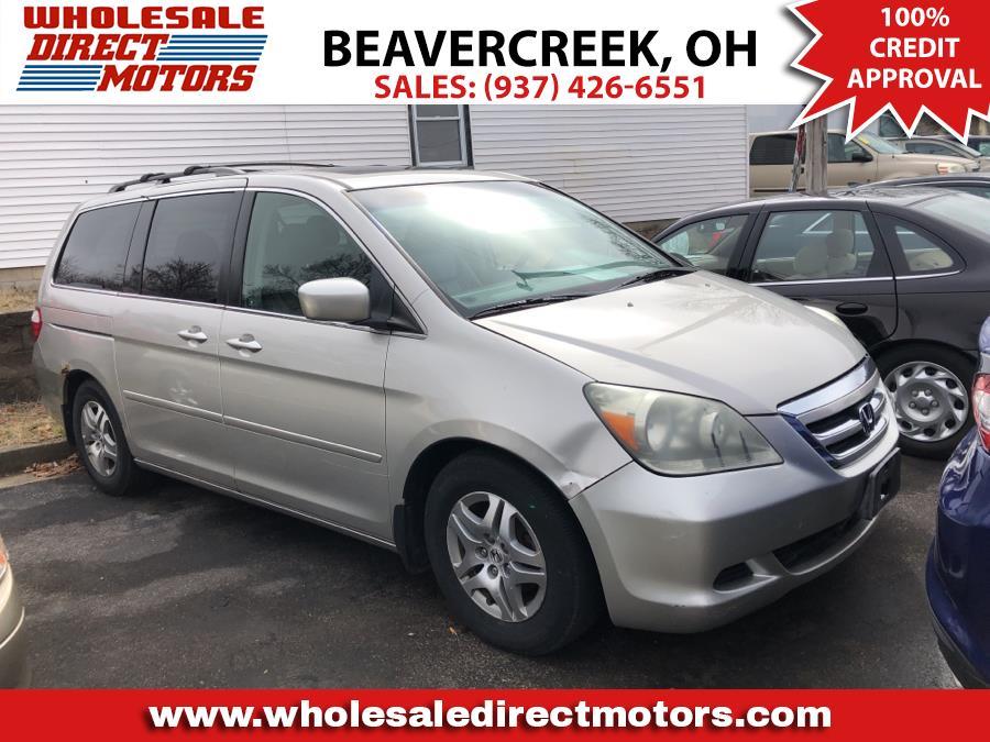 Used 2005 Honda Odyssey in Beavercreek, Ohio   Wholesale Direct Motors. Beavercreek, Ohio