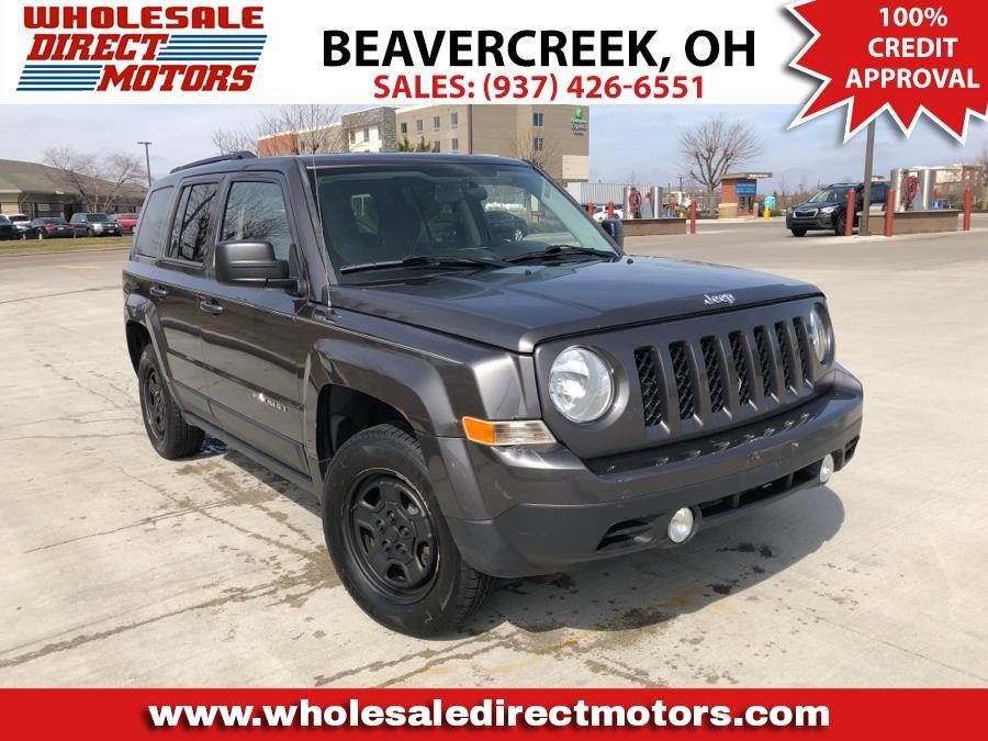Used Jeep Patriot 4WD 4dr Sport 2015 | Wholesale Direct Motors. Beavercreek, Ohio