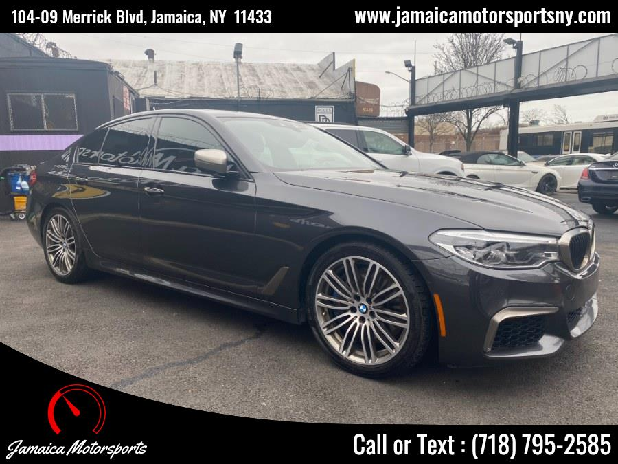 Used 2018 BMW 5 Series in Jamaica, New York | Jamaica Motor Sports . Jamaica, New York
