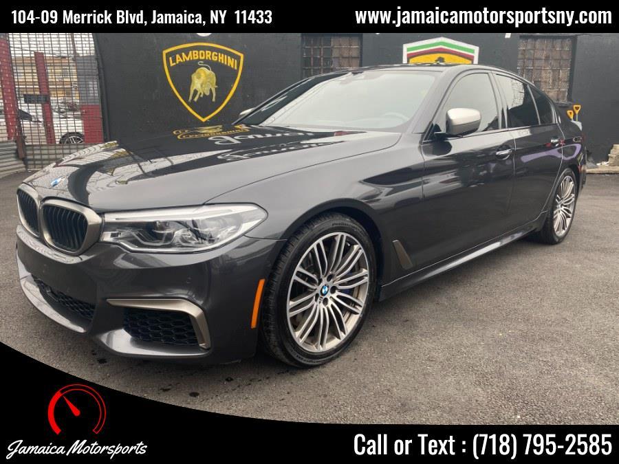 Used BMW 5 Series M550i xDrive Sedan 2018 | Jamaica Motor Sports . Jamaica, New York