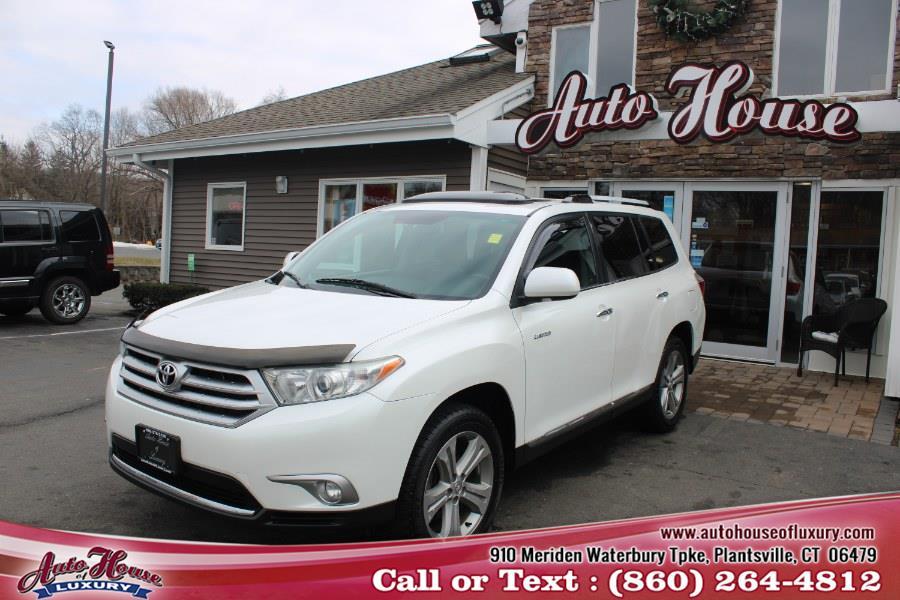 Used 2012 Toyota Highlander in Plantsville, Connecticut   Auto House of Luxury. Plantsville, Connecticut