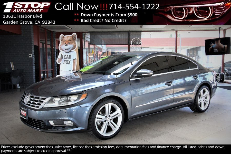 Used 2013 Volkswagen CC in Garden Grove, California | 1 Stop Auto Mart Inc.. Garden Grove, California