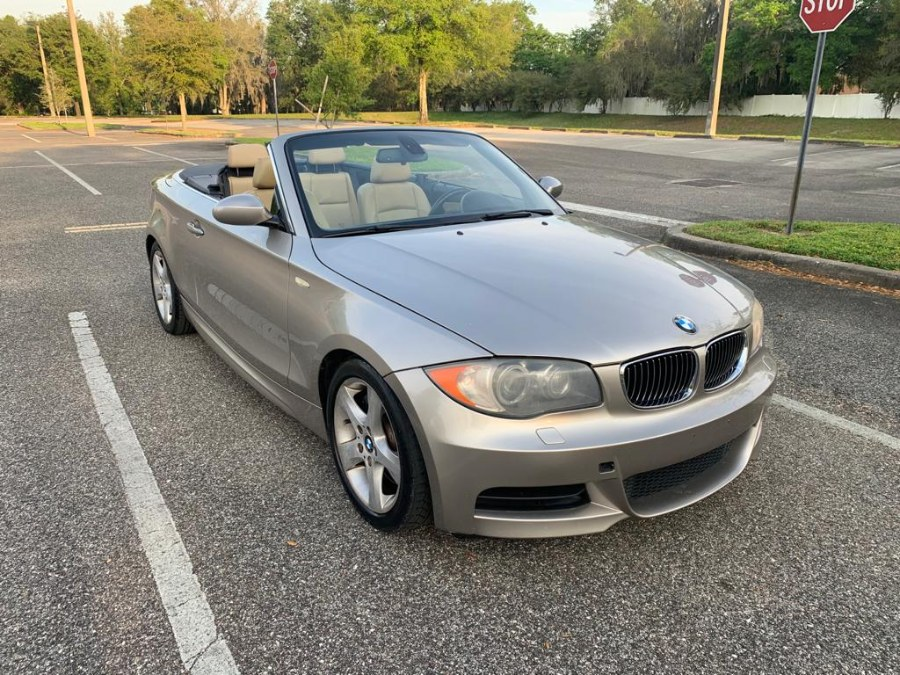 Used BMW 1 Series 2dr Conv 135i 2008 | Majestic Autos Inc.. Longwood, Florida