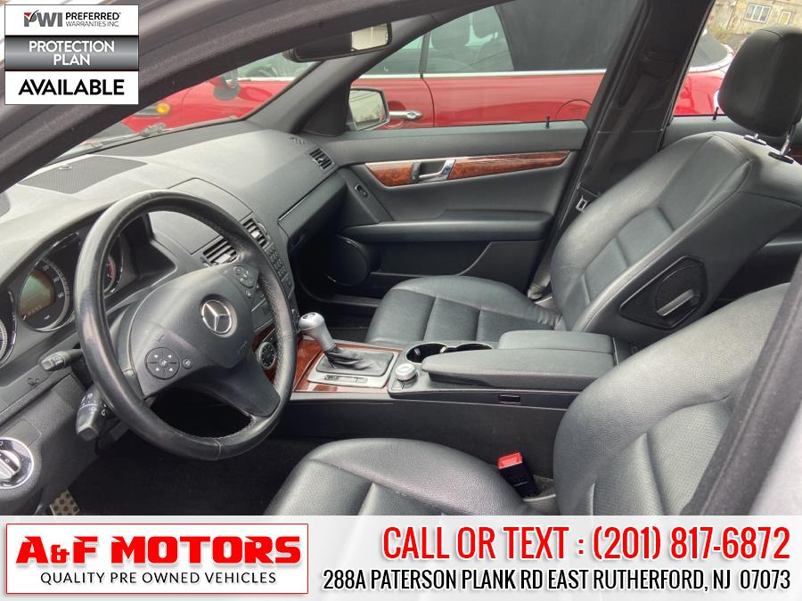 Used Mercedes-Benz C-Class 4dr Sdn C300 Sport 4MATIC 2011 | A&F Motors LLC. East Rutherford, New Jersey