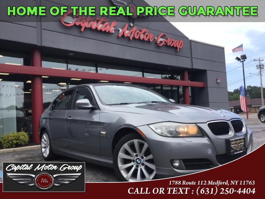 Used BMW 3 Series 4dr Sdn 328i xDrive AWD SULEV 2011 | Capital Motor Group Inc. Medford, New York