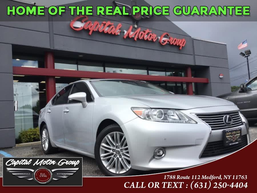 Used Lexus ES 350 4dr Sdn 2015 | Capital Motor Group Inc. Medford, New York