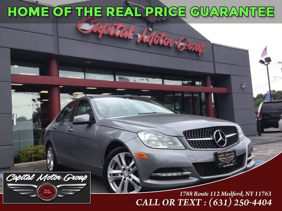 Used Mercedes-Benz C-Class 4dr Sdn C250 Sport RWD 2014 | Capital Motor Group Inc. Medford, New York