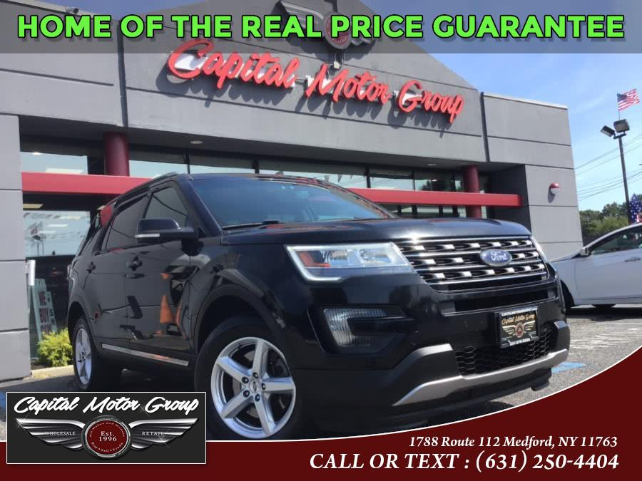 Used Ford Explorer 4WD 4dr XLT 2016 | Capital Motor Group Inc. Medford, New York