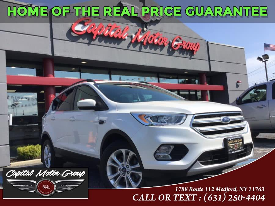 Used Ford Escape SEL 4WD 2018 | Capital Motor Group Inc. Medford, New York