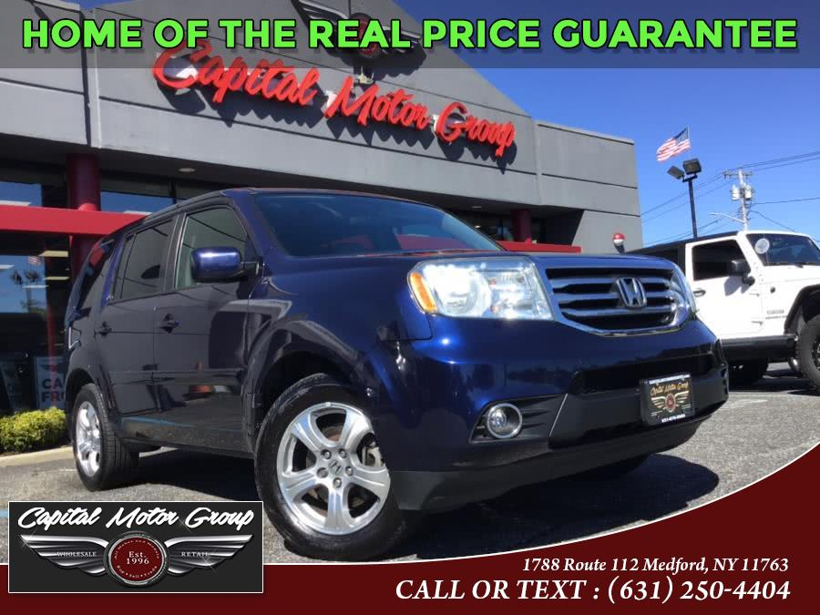 Used Honda Pilot 4WD 4dr EX 2013 | Capital Motor Group Inc. Medford, New York