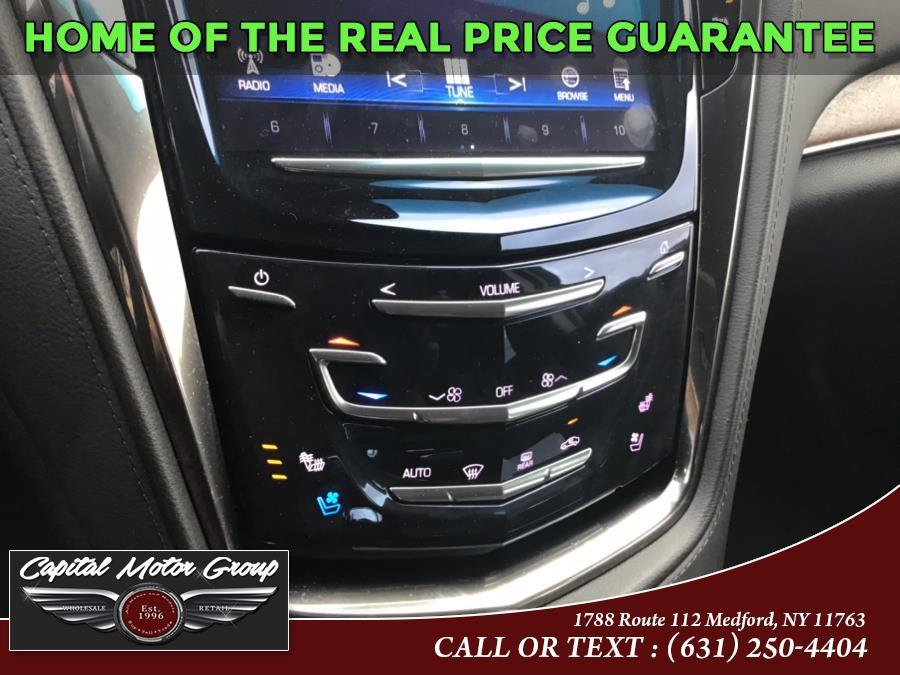 Used Cadillac CTS Sedan 4dr Sdn 2.0L Turbo Luxury AWD 2017 | Capital Motor Group Inc. Medford, New York