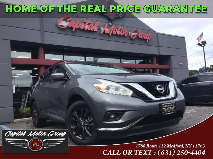 Used Nissan Murano AWD SV 2017 | Capital Motor Group Inc. Medford, New York