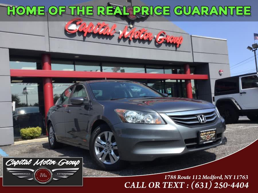Used 2011 Honda Accord Sdn in Medford, New York | Capital Motor Group Inc. Medford, New York