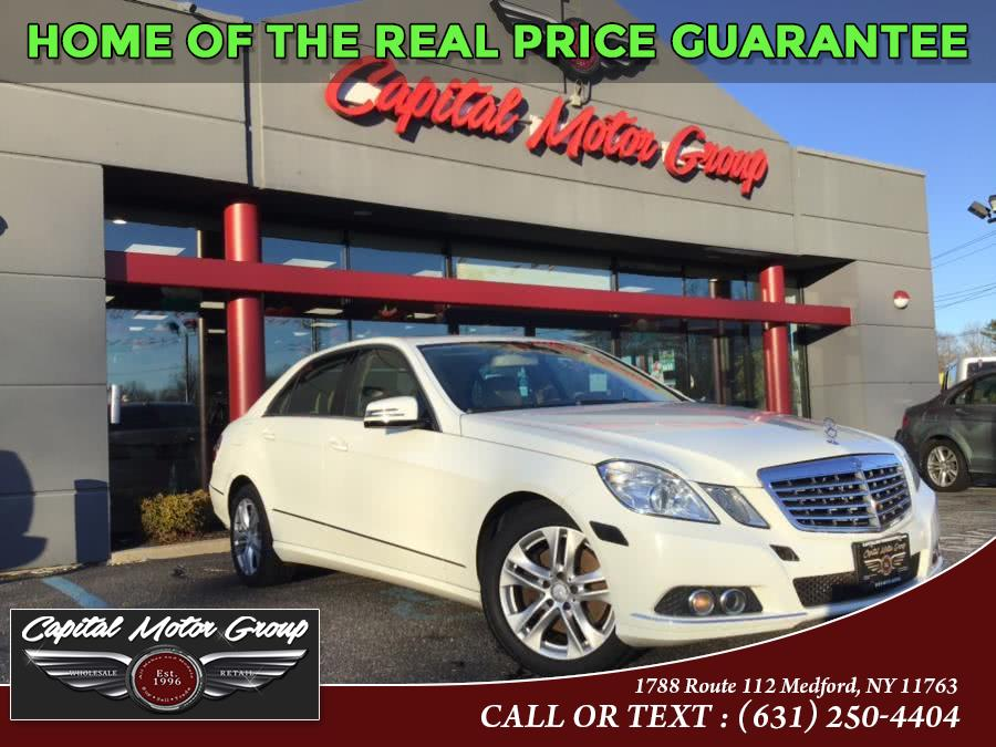 Used Mercedes-Benz E-Class 4dr Sdn E350 Luxury 4MATIC 2011 | Capital Motor Group Inc. Medford, New York