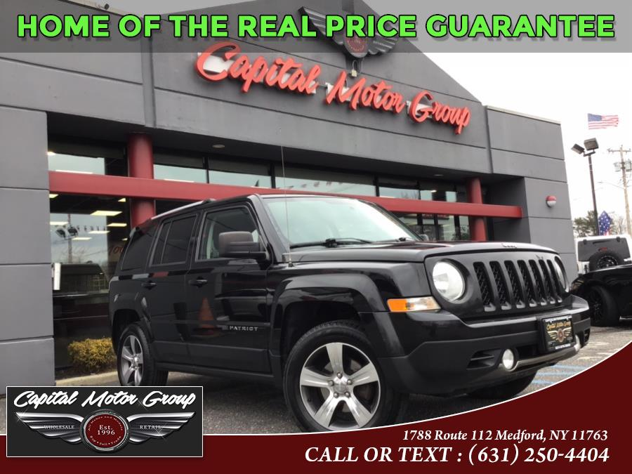 Used 2016 Jeep Patriot in Medford, New York | Capital Motor Group Inc. Medford, New York