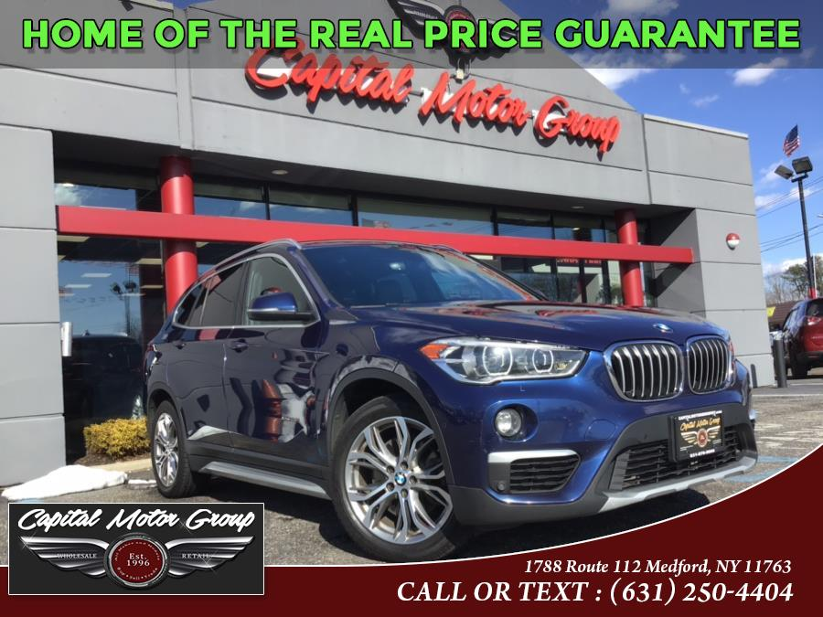 Used BMW X1 AWD 4dr xDrive28i 2016 | Capital Motor Group Inc. Medford, New York