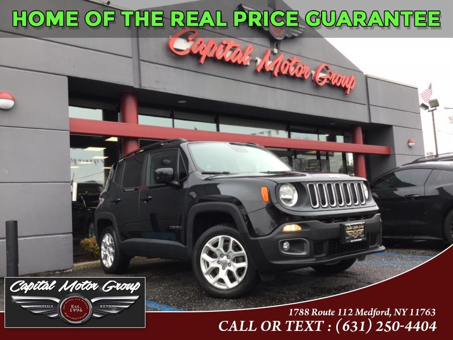 Used 2015 Jeep Renegade in Medford, New York | Capital Motor Group Inc. Medford, New York