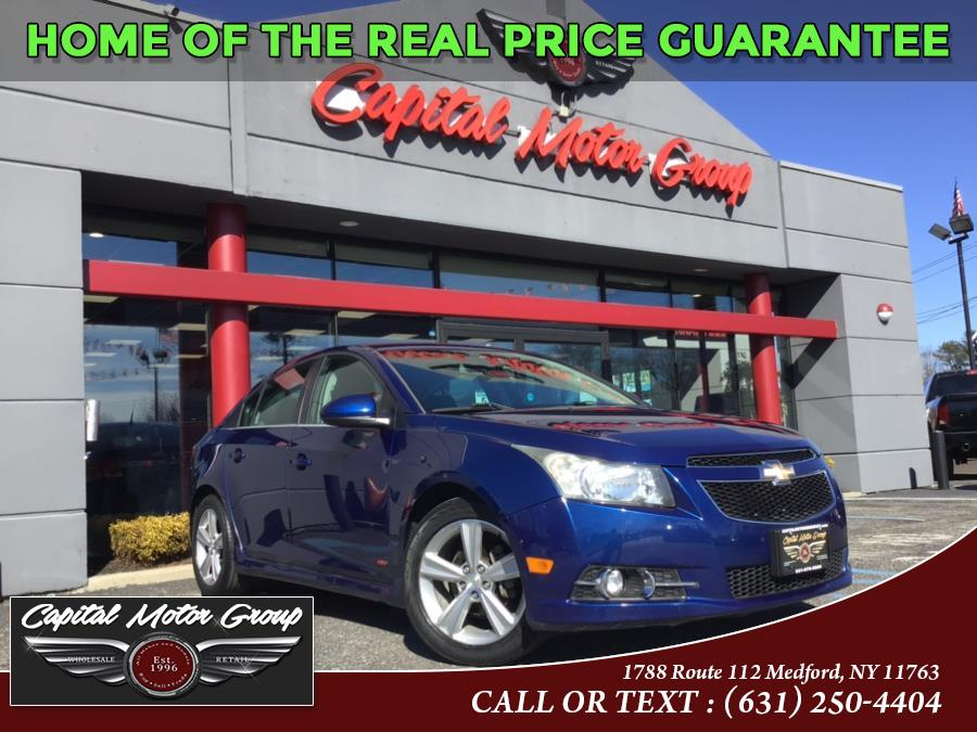 Used Chevrolet Cruze 4dr Sdn Auto 2LT 2013 | Capital Motor Group Inc. Medford, New York