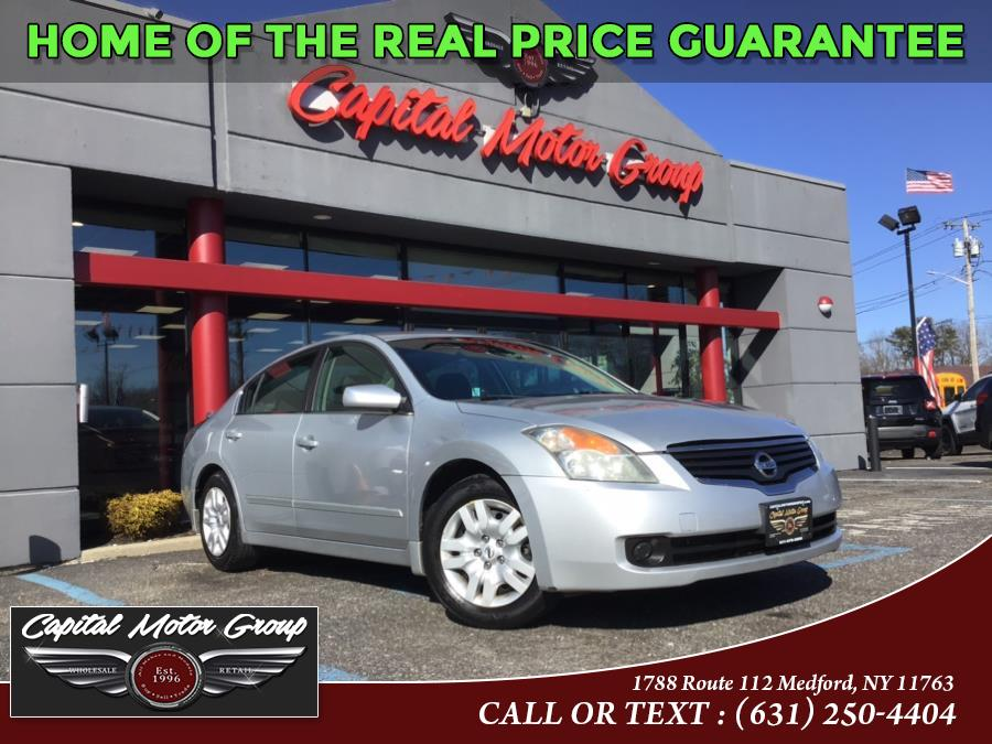 Used Nissan Altima 4dr Sdn I4 CVT 2.5 S 2009 | Capital Motor Group Inc. Medford, New York