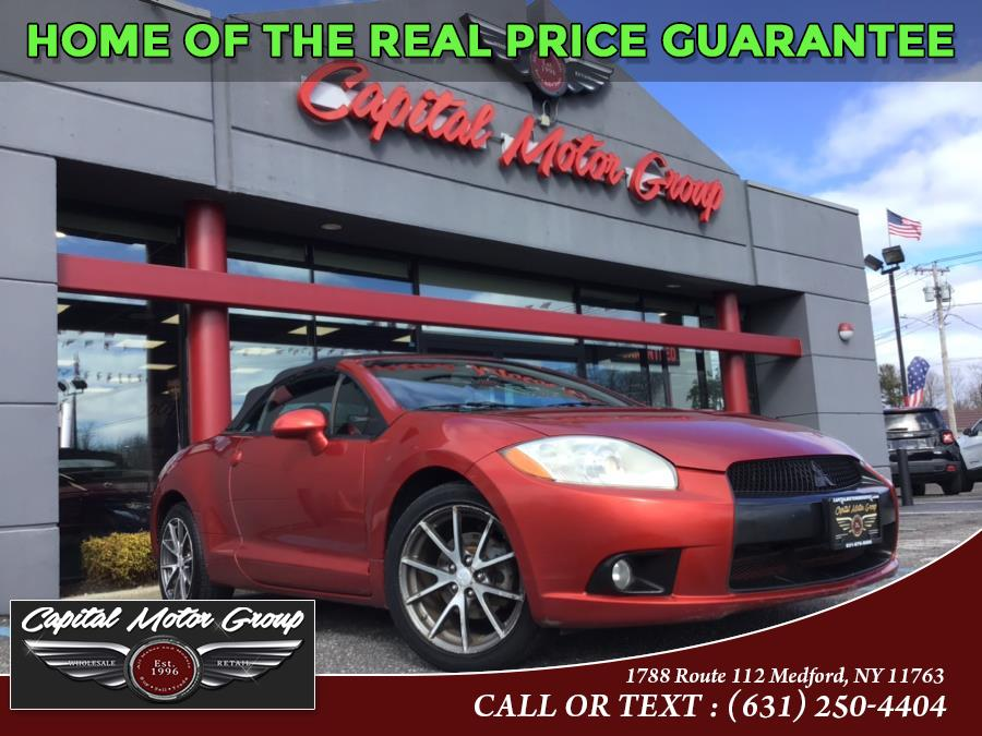 Used Mitsubishi Eclipse 2dr Spyder Auto GS Sport 2011 | Capital Motor Group Inc. Medford, New York