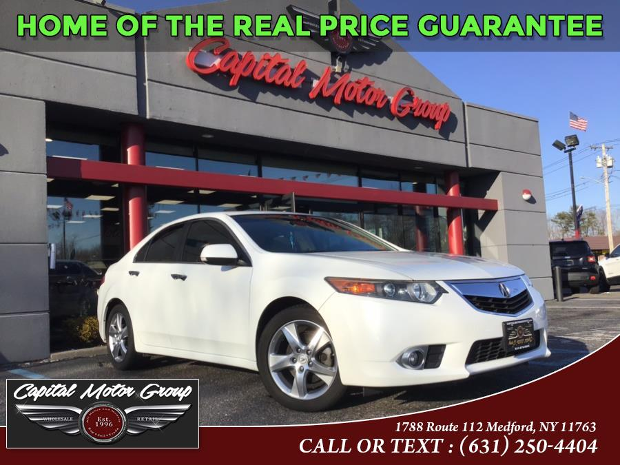 Used 2012 Acura TSX in Medford, New York | Capital Motor Group Inc. Medford, New York