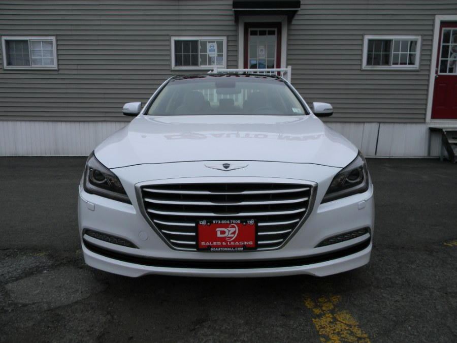 Used Hyundai Genesis 4dr Sdn V6 3.8L AWD Signature Pkg. 2016 | DZ Automall. Paterson, New Jersey
