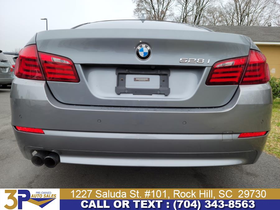 Used BMW 5 Series 4dr Sdn 528i RWD 2013 | 3 Points Auto Sales. Rock Hill, South Carolina