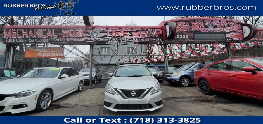 Used 2018 Nissan Sentra in Brooklyn, New York | Rubber Bros Auto World. Brooklyn, New York