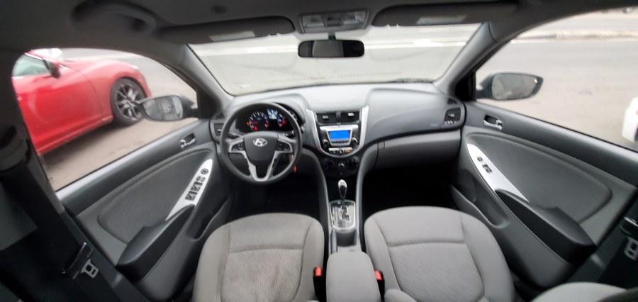 Used Hyundai Accent 4dr Sdn Auto GLS 2014 | Rubber Bros Auto World. Brooklyn, New York