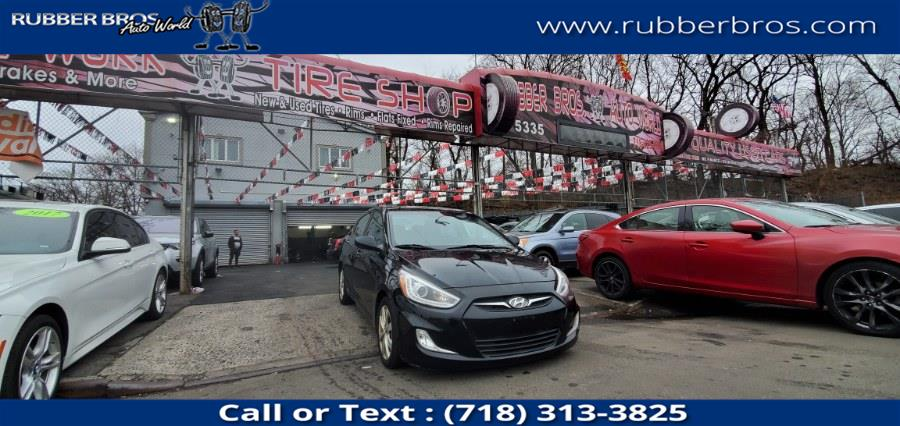 2014 Hyundai Accent 4dr Sdn Auto GLS, available for sale in Brooklyn, NY