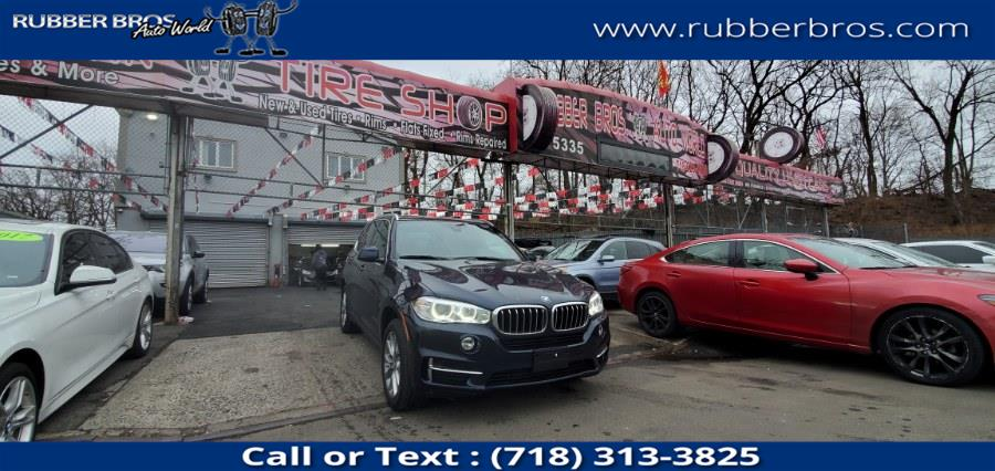 Used 2018 BMW X5 in Brooklyn, New York | Rubber Bros Auto World. Brooklyn, New York