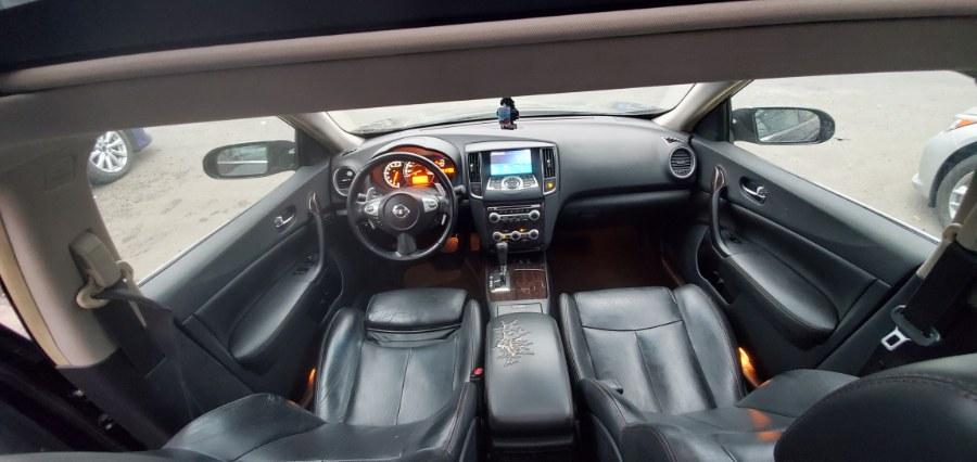 Used Nissan Maxima 4dr Sdn V6 CVT 3.5 SV w/Premium Pkg 2011   Rubber Bros Auto World. Brooklyn, New York