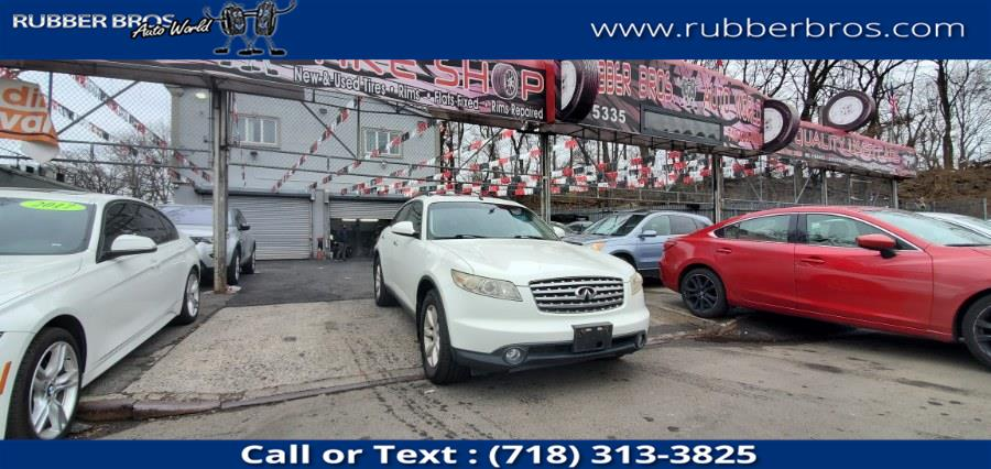 Used 2005 Infiniti FX35 in Brooklyn, New York | Rubber Bros Auto World. Brooklyn, New York