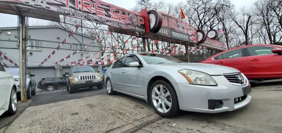 Used Nissan Maxima 4dr Sdn CVT 3.5 SE 2008 | Rubber Bros Auto World. Brooklyn, New York