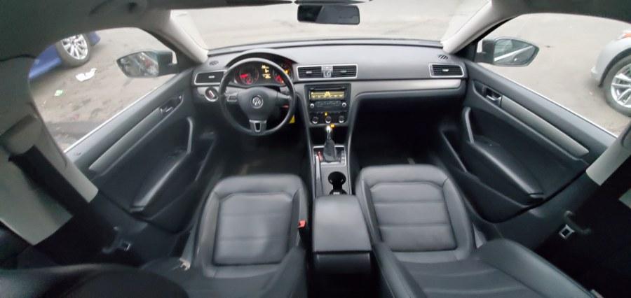 Used Volkswagen Passat 4dr Sdn 1.8T Auto Wolfsburg Ed PZEV 2014 | Rubber Bros Auto World. Brooklyn, New York