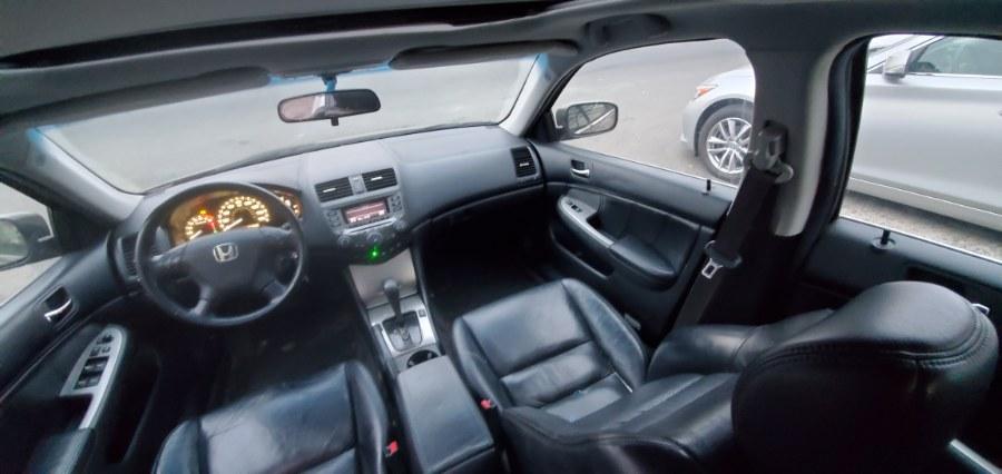 Used Honda Accord Sdn EX-L V6 AT 2006   Rubber Bros Auto World. Brooklyn, New York