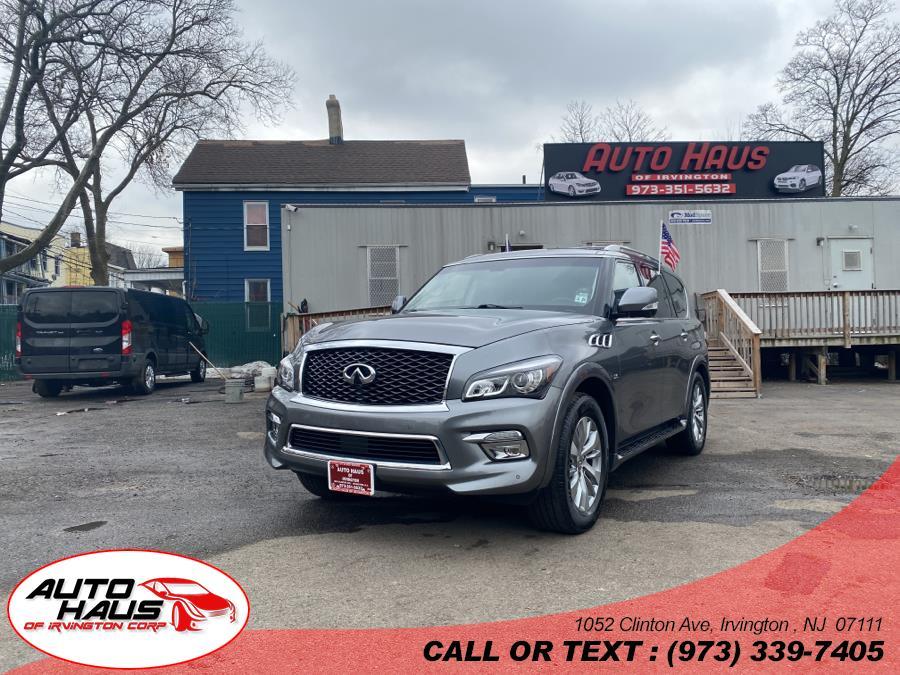 Used 2016 INFINITI QX80 in Irvington , New Jersey | Auto Haus of Irvington Corp. Irvington , New Jersey