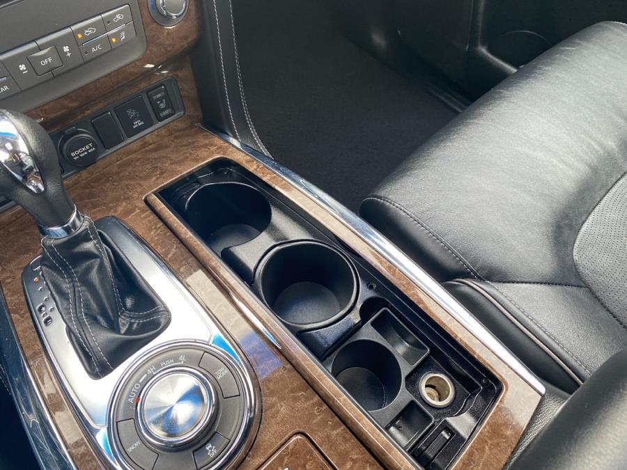 Used INFINITI QX80 4WD 4dr Limited 2016 | Auto Haus of Irvington Corp. Irvington , New Jersey