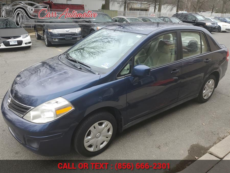 Used 2010 Nissan Versa in Delran, New Jersey | Carr Automotive. Delran, New Jersey