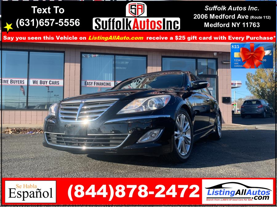 Used 2013 Hyundai Genesis in Patchogue, New York | www.ListingAllAutos.com. Patchogue, New York