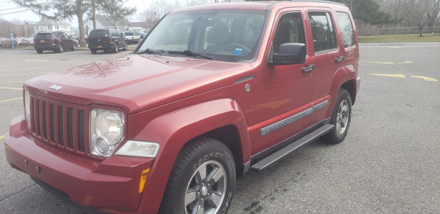 Used Jeep Liberty 4WD 4dr Sport 2008 | Romaxx Truxx. Patchogue, New York