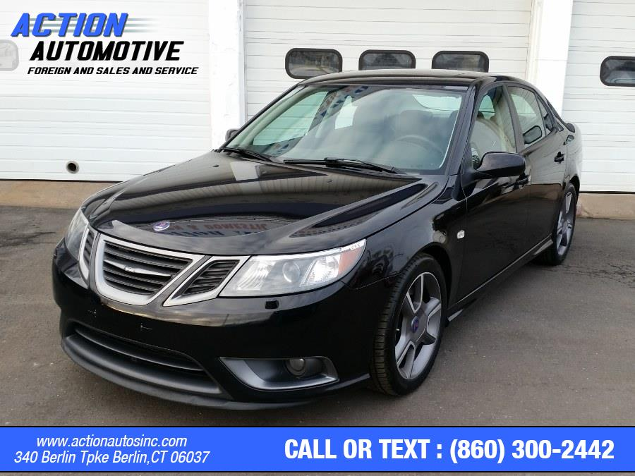 Used Saab 9-3 4dr Sdn TurboX 2008 | Action Automotive. Berlin, Connecticut