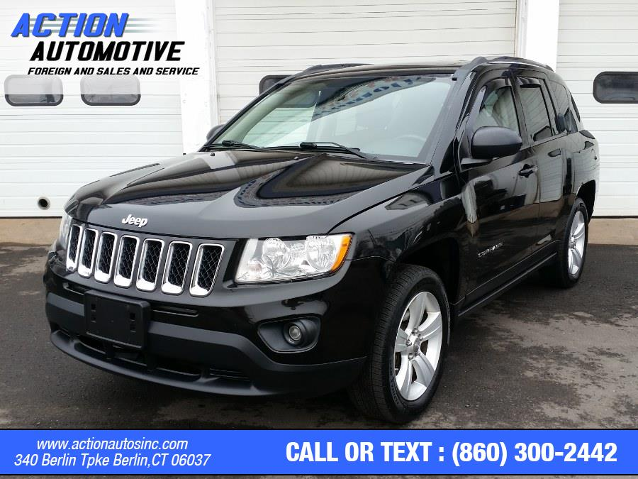 Used Jeep Compass 4WD 4dr Latitude 2012   Action Automotive. Berlin, Connecticut