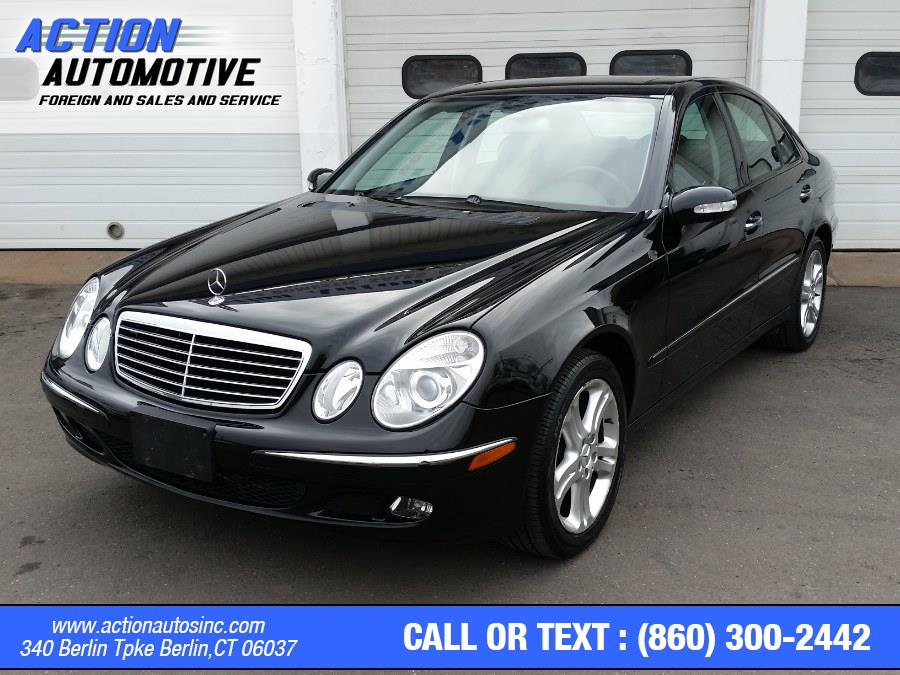 Used Mercedes-Benz E-Class 4dr Sdn 3.5L 4MATIC 2006   Action Automotive. Berlin, Connecticut