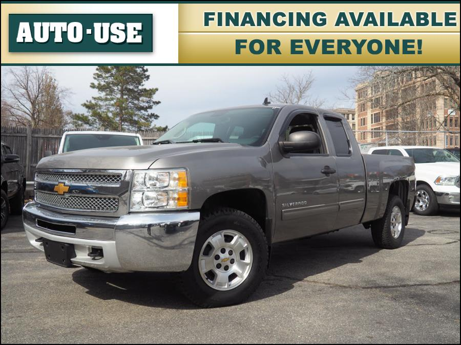 Used 2012 Chevrolet Silverado 1500 in Andover, Massachusetts | Autouse. Andover, Massachusetts