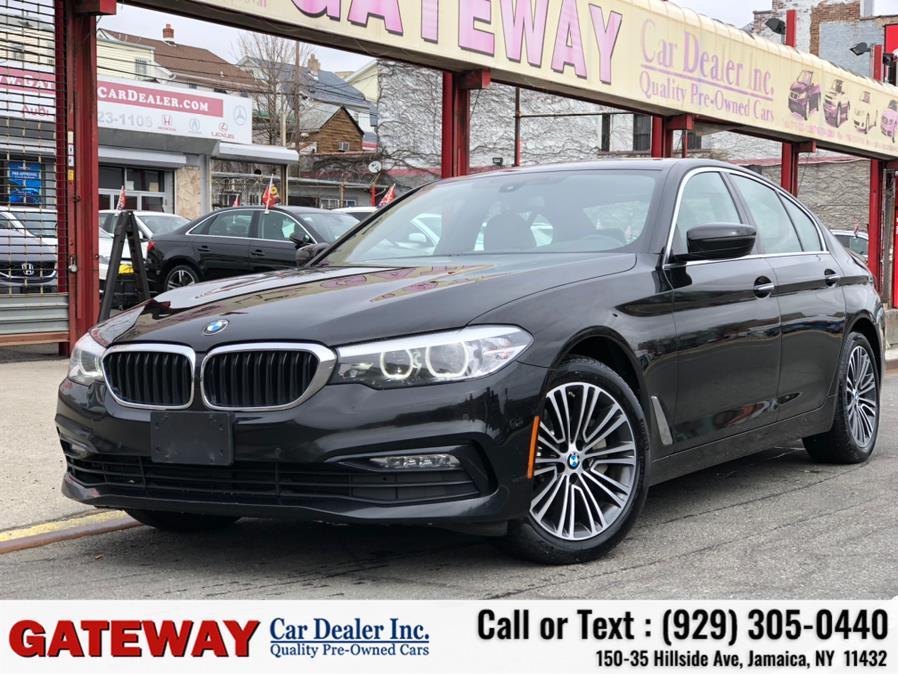 Used BMW 5 Series 530i xDrive Sedan 2018 | Gateway Car Dealer Inc. Jamaica, New York