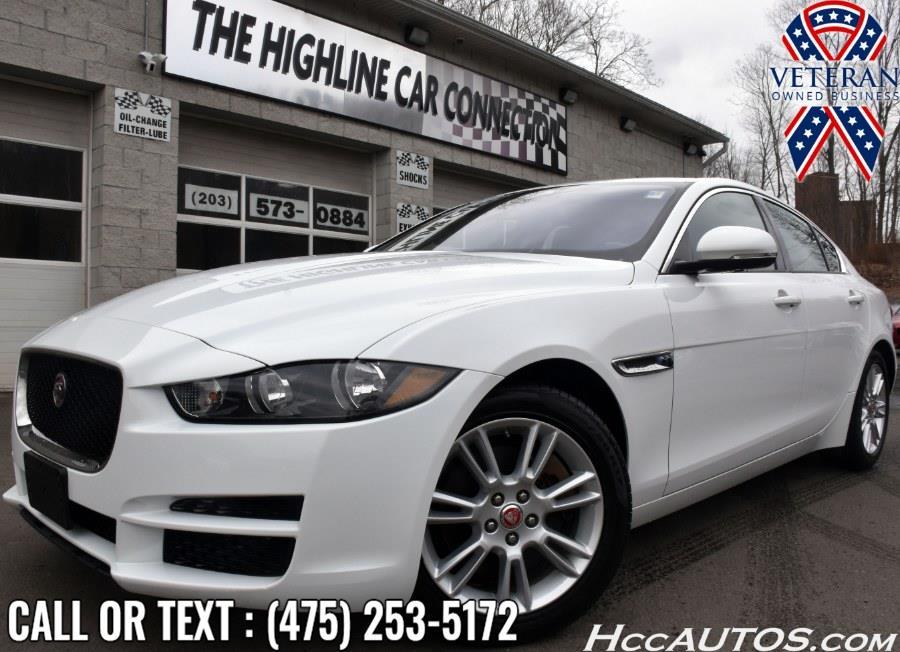 Used 2017 Jaguar XE in Waterbury, Connecticut | Highline Car Connection. Waterbury, Connecticut