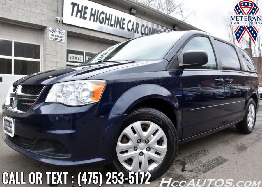 Used 2015 Dodge Grand Caravan in Waterbury, Connecticut | Highline Car Connection. Waterbury, Connecticut