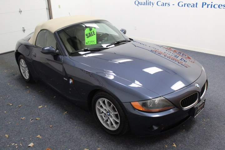 Used BMW Z4 Z4 2dr Roadster 2.5i 2003 | New England Auto Sales LLC. Plainville, Connecticut