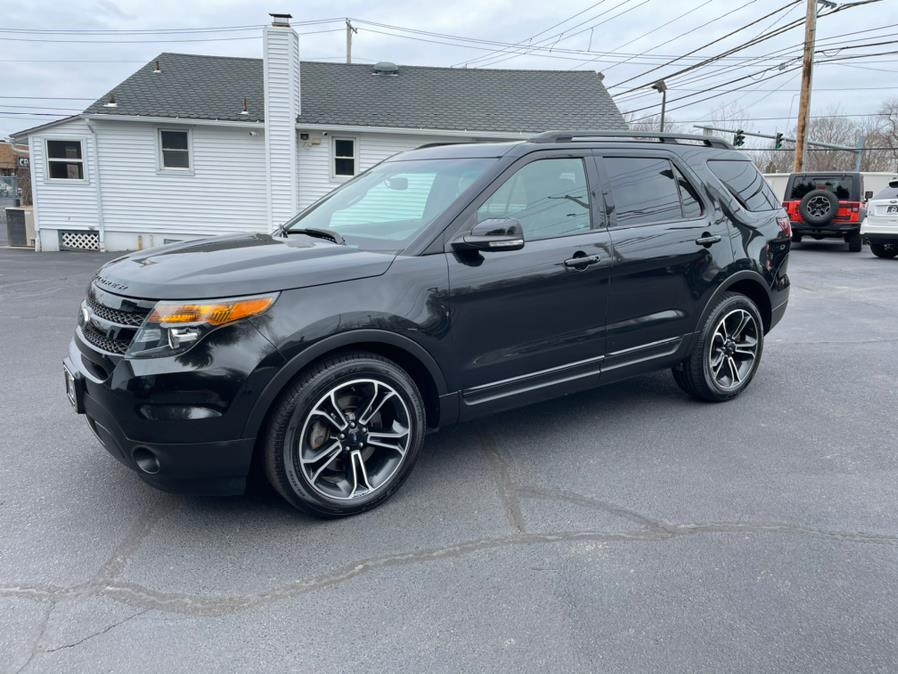 Used 2015 Ford Explorer in Milford, Connecticut   Chip's Auto Sales Inc. Milford, Connecticut